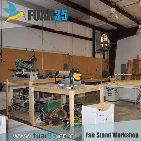 Germany Exhibition Stand Workshop