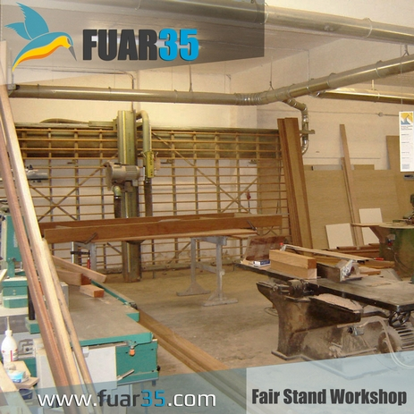 italy exhibition stand workshop